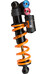 Fox Racing Shox DHX2 Factory jousitus HSC/LSC HSR/LSR 216 x 63mm , musta